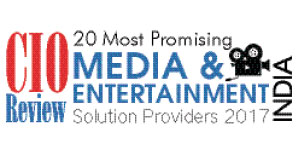 20 Most Promising Media & Entertainment Solution Providers-2017