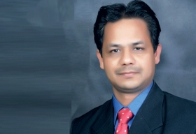 Kailash B Gupta, Chief Financial Officer and VP, Inox Leisure Limited